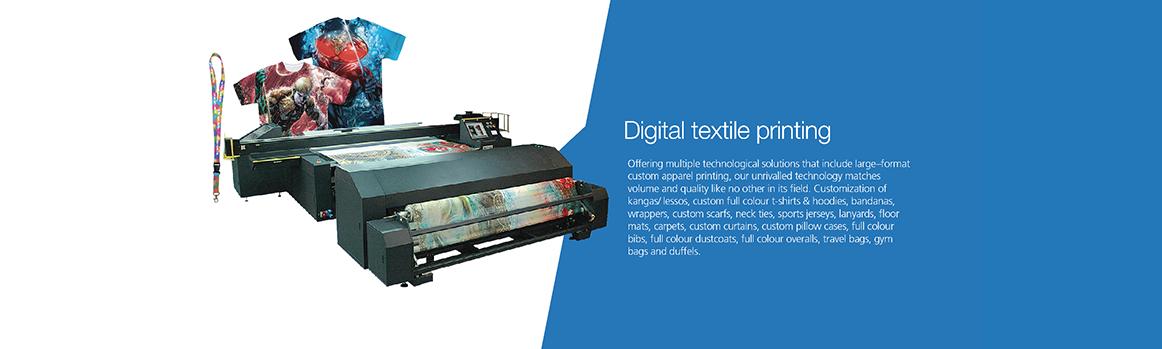 Digital Shirt Printing UK