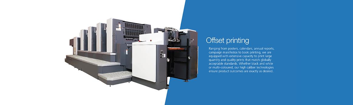 Offset Printing UK